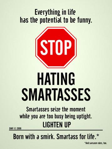 smartasses